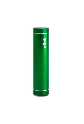S-Link Ip-725 Yeşil 2600Mah Pilli Şarj Cihazı Şarj Aleti Taşınabilir Pil Şarj Cihazı