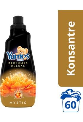 Yumoş Extra Perfumes Deluxe Mystic Konsantre Çamaşır Yumuşatıcısı 1.440 ml