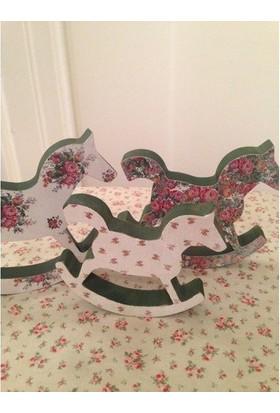 Victorian Rose Boutique 3 Lü Sallanan Atlar