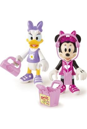 Minnie ve Daisy Alışverişte