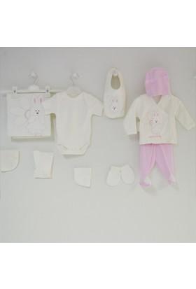 Ciccim 039 10'lu Bebek Hastane Çıkış Seti