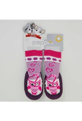 Pappix 891 Bebek Çarık Çorap