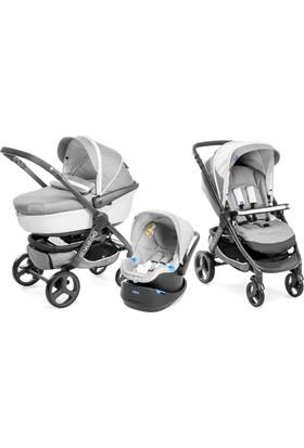 Chicco Trio Stylego W Kit Travel Bebek Arabası