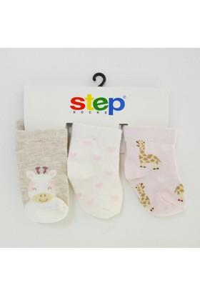 Step 592 Soket Bebek Çorabı