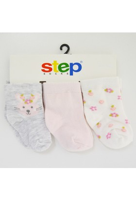 Step 657 Soket Bebek Çorabı