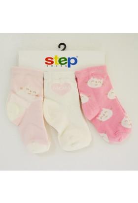 Step 1836 3lü Soket Çorap