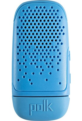 Polk Bit Mavi Giyilebilir Bluetooth Hoparlör