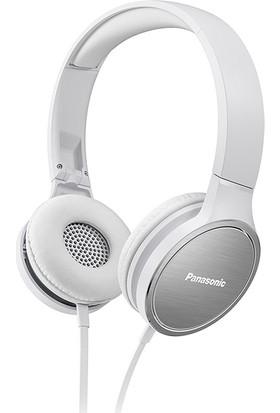 Panasonic RP-HF500ME-W Beyaz Kablolu Kulak Üstü Mikrofonlu Katlanabilir Kulaklık
