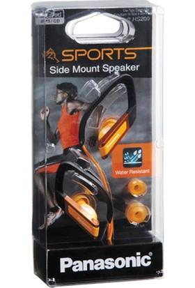 Panasonic RP-HS200E-D Turuncu Kablolu Kulak İçi Spor Kulaklığı