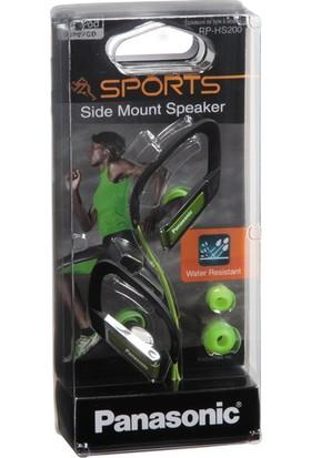 Panasonic RP-HS200E-G Yeşil Kablolu Kulak İçi Spor Kulaklığı