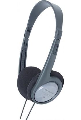 Panasonic RP-HT030E-H Gri Kablolu Kulak Üstü Katlanabilir Kulaklık