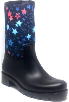 Shop And Shoes Kadın Yağmur Botu