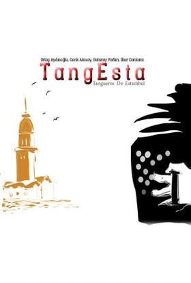 Tangesta - Tangueros De Estambul CD