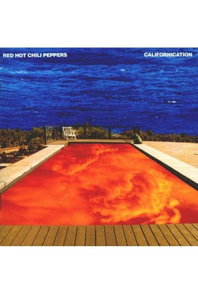 Red Hot Chili Peppers ‎– Californication CD