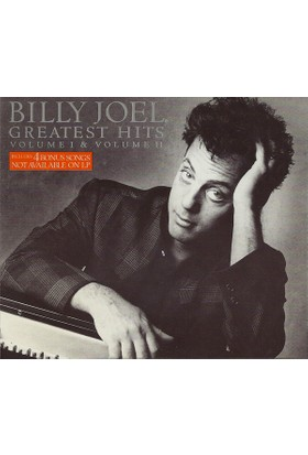 Billy Joel ‎– Greatest Hits Volume I & Volume II 2CD