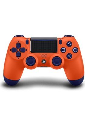 Sony V2 Nesıl Dualshock Ps4 Kol Sunset Orange - Turuncu