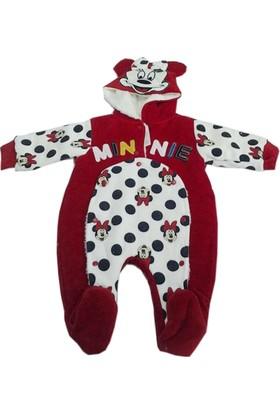 Ertuğ Mini Velsoftlu Bebek Kozmonot Kırmızı