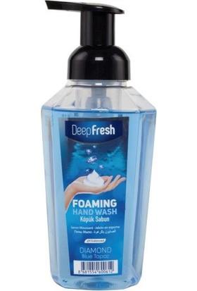 Deepfresh Köpük Sabun 400 Ml Blue Topaz