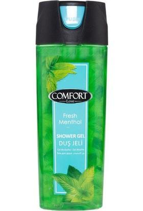 Deepfresh Duş Jeli Pratik Kapaklı 300 Ml Fresh Mentol