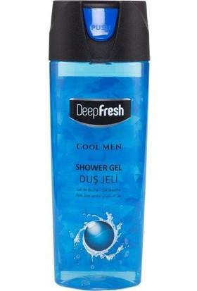 Deepfresh Duş Jeli Pratik Kapaklı 300 Ml Cool Men