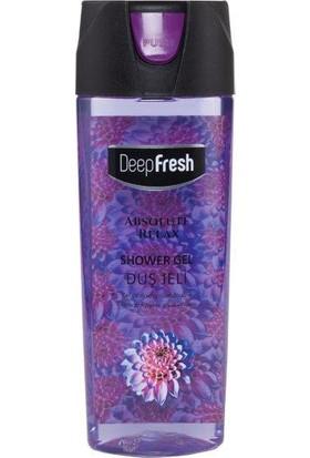 Deepfresh Duş Jeli Pratik Kapaklı 300 Ml Absolute Relax