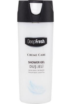 Deepfresh Duş Jeli Pratik Kapaklı 300 Ml Cream Care