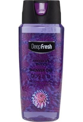 Deepfresh Duş Jeli Pratik Kapaklı 500 Ml Absolute Relax