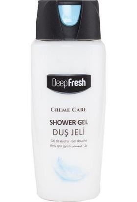 Deepfresh Duş Jeli Pratik Kapaklı 500 Ml Cream Care
