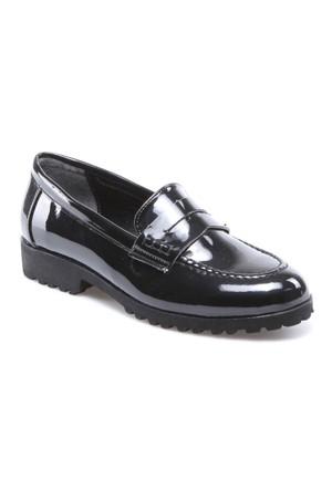 Travel Soft F01-06 Siyah Kadın Ayakkabı