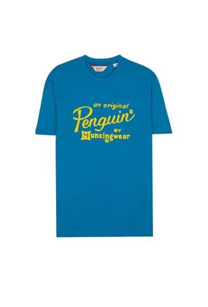 An Original Penguin The Script T-Shirt