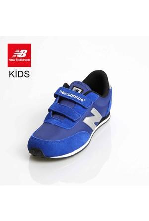 New Balance Ke410buy Kids Pre-School Blue Silver Ayakkabı