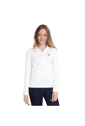 U.S. Polo Assn. G082gl082.000.158458.Vr013 Beyaz Sweatshirt
