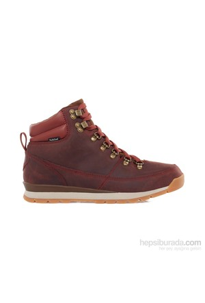 The North Face - M back-to-berkeley redux leather Bay Ayakkabı (fw17) Bordo
