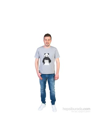 Familylook Panda Family Erkek T-Shirt