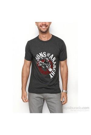Köstebek Sons Of Anarchy Bike Erkek T-Shirt