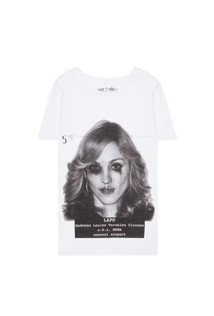 My T-Shirt Madonna Police T-Shirt