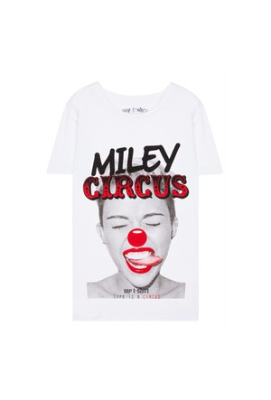 My T-Shirt Miley Circus T-Shirt