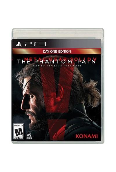 Konami Metal Gear Solid 5: The Phantom Pain Ps3 Oyun