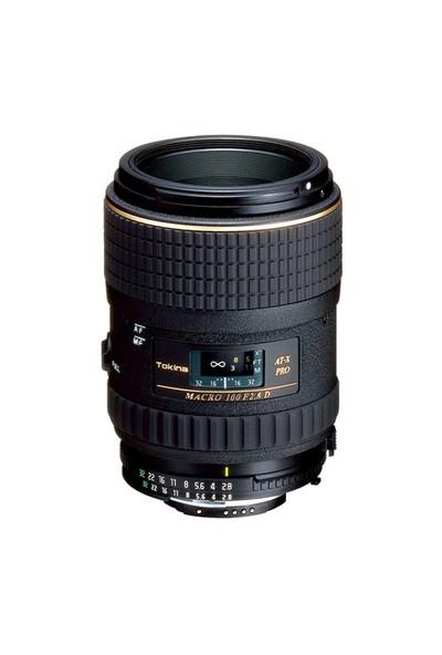Tokina 100mm F2.8 AT-X PRO D Macro (1:1) Objektif Canon Uyumlu
