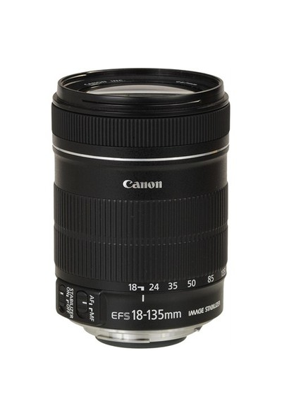 Canon EF 18-135mm 3.5-5.6 IS STM Objektif