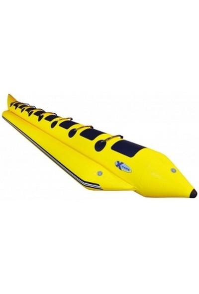 X-Cape Banana. 365Cm, 3 Kişilik
