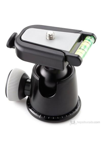 Gorillapod SLR-Zoom Top Kafa (Siyah)