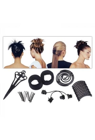 Buffer Sihirli Saç Şekillendirme Seti Hairagami Makeover Kit