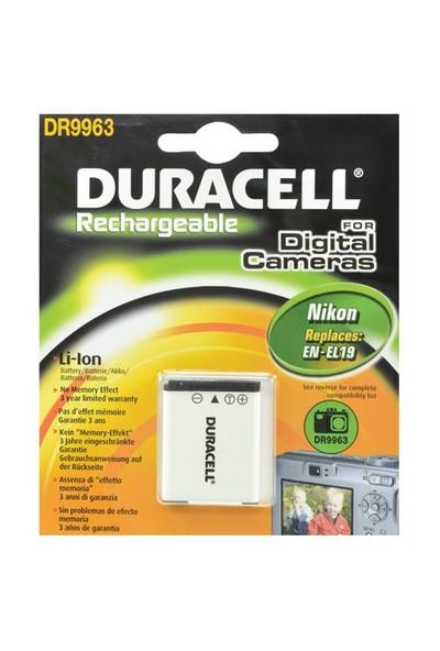 Duracell DR9963 Nikon EN-EL19 Kamera Pili