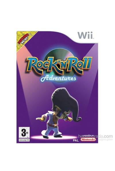 Nintendo Wii Rock N Roll Adventures