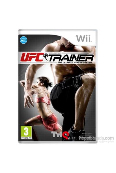 Thq Wii Ufc Traıner The Ultımate Fıtness System