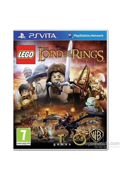 Warnerbros Ps Vıta Lego The Lord Of The Rıngs