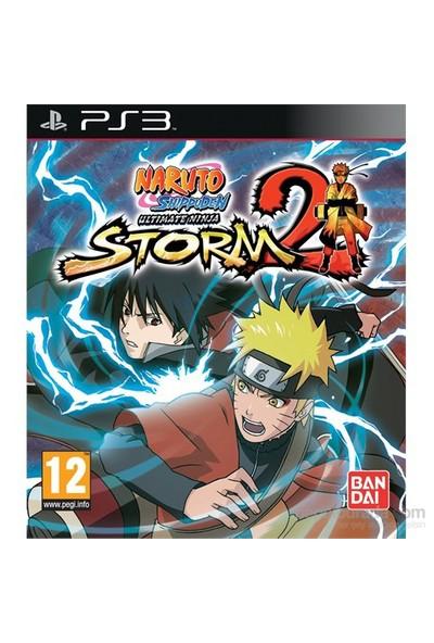Namco Ps3 Naruto Shıppuden Ultımate Nınja Storm 2