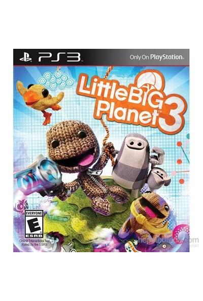 LittleBig Planet 3 PS3/ EAS