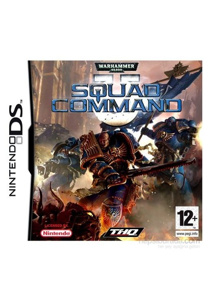 Thq Ds Warhammer 40.000 Squad Command